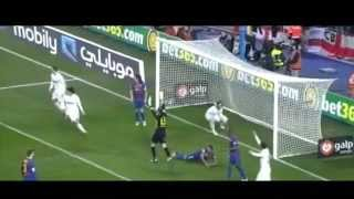 ريال مدريد بهدل برشلونه 1 - رؤوف خليف