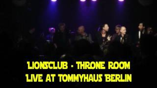 Lionsclub   Throne Room