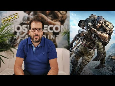 Ghost Recon Breakpoint: Η συνεργασία με τον Jon Bernthal και η τάση προς τον ρεαλισμό [Interview]
