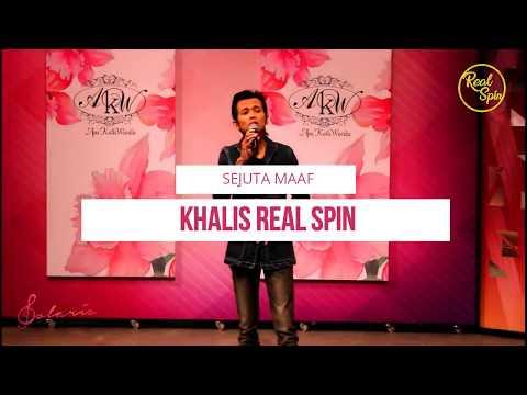 Sejuta Maaf - Khalis Real Spin (Adik Arwah Achik Spin)