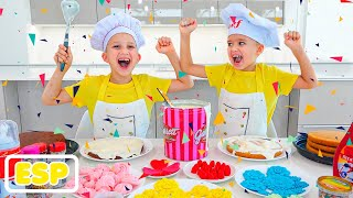 Vlad & Mamás sorpresas de cumpleaños y dulces