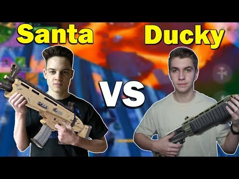 SSNSANTA vs DuckyTheGamer