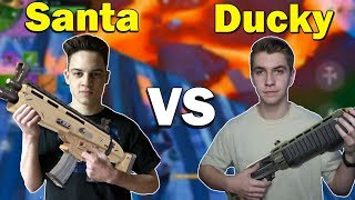 SSNSANTA vs DuckyTheGamer Part 3