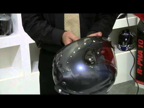 HJC Helme Highlights 2012 Neuheiten EICMA