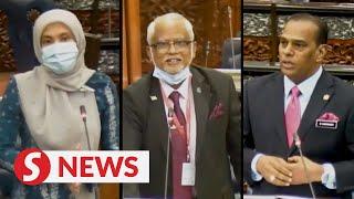 Deputy Speaker to Pokok Sena MP: No 'bro' in Parliament