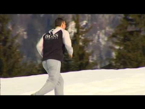 Vitali Klitschko Training (Rocky Soundtrack)