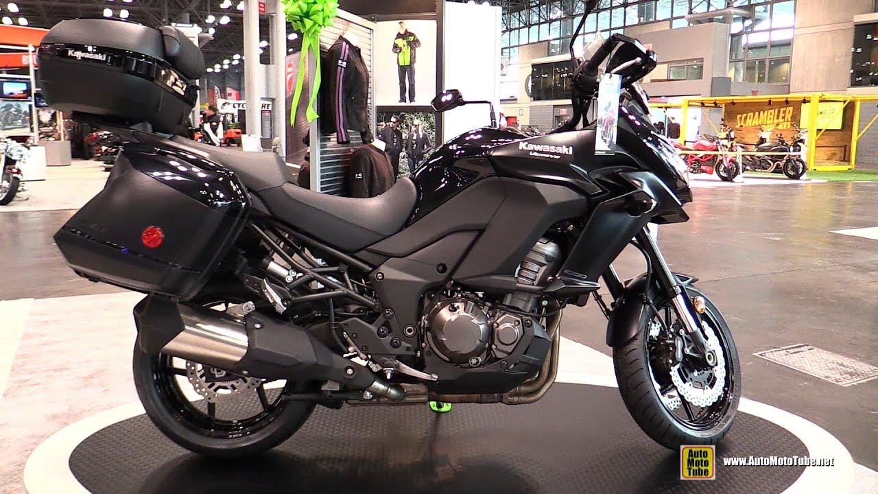 Kawasaki Versys Lt Youtube