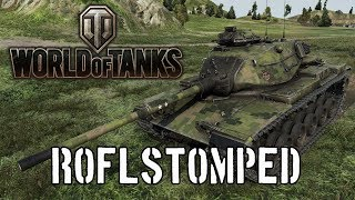 World of Tanks - Roflstomped