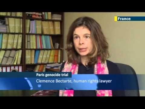 Rwanda Genocide Trial: former Rwandan army captain in court in Paris over role in genocide