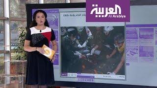 العربية.نت اليوم.. خدعة أطفال الكهف وطبيبة مصرية توقف قطارا