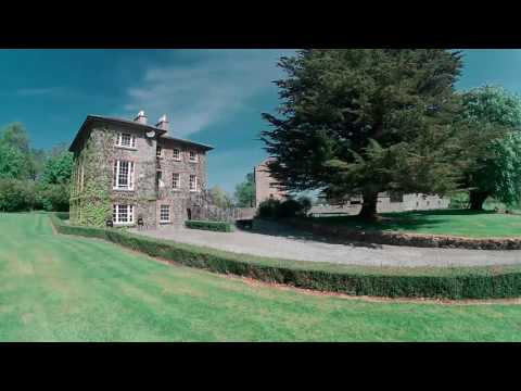 Newtown House and Mill,  Durrow, County Laois, Ireland