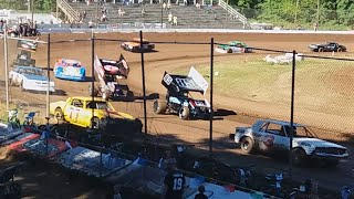 Cottage Grove Speedway Mud Packing