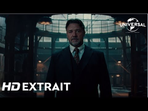 """La Momie / Extrait """"Bienvenu à Prodigium"""" VOST  [Au cinéma le 14 Juin 2017]"""