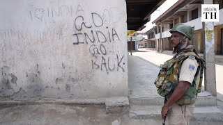 The Hindu Analysis: How is the Central govt dealing with Jammu and Kashmir?