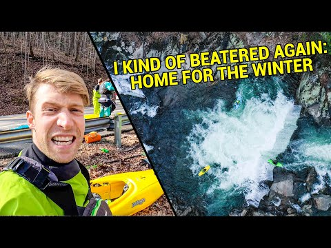 """""""I kind of beatered again""""- Home for the Winter: Nick Troutman Vlog"""