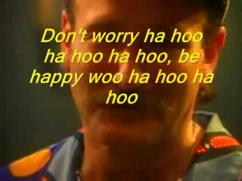 YouTube- don't worry be happy - bobby mcferrin - with lyrics