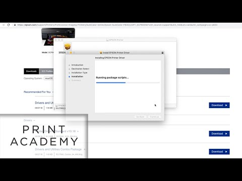How To Install Printer Drivers On A Mac | Tutorial