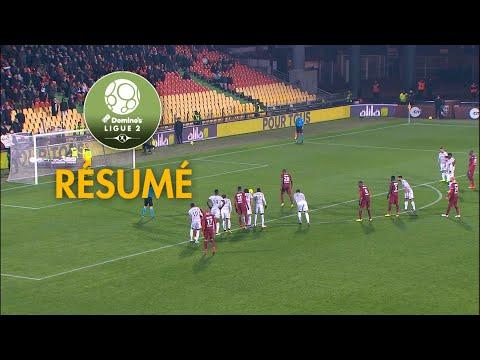 FC Metz - Gazélec FC Ajaccio ( 1-0 ) - Résumé - (FCM - GFCA) / 2018-19