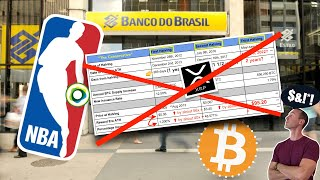 Our XRP Price Prediction: $95.20 (UPDATE). NBA and Cryptocurrency! Brazilian Banks BLOCK Crypto!!