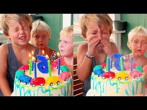 His 1 AND ONLY Birthday Wish..