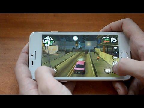 Копия китайский iPhone 6 за 130$ на Android GooPhone i6