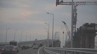 Будущее наступило: Крымский мост открыт для движения автомобилей