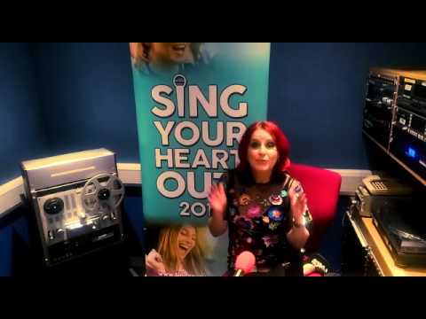 Sing Your Heart Out Choir - Introduction from Carrie Grant