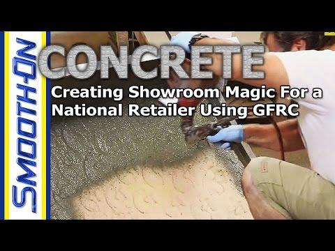 how to make fiber reinforced concrete