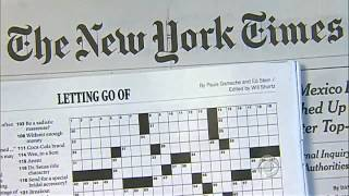 Rex Parker: Puzzle fanatic behind the crossword blog