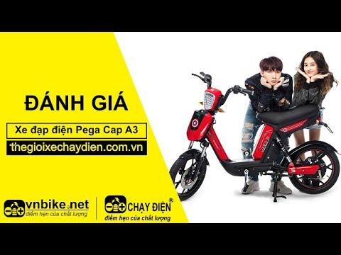 Xe đạp điện Pega Cap A3
