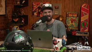 """Mike """"The Fantasy Hitman"""" Wright is LIVE answering Week 2 fantasy football start / sit questions!"""