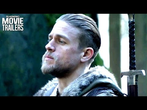 King Arthur: The Legend of the Sword   ALL VIDEOS Supercut (Trailers, Clips, Featurettes)