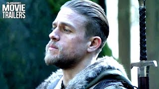 King Arthur: The Legend of the Sword | ALL VIDEOS Supercut (Trailers, Clips, Featurettes)