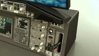 Panel 737 Desktop PMDG 737- 800/900 NGX SimAvionics