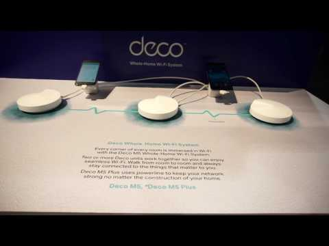 TP-Link's Deco M5 Is A Mesh Wi-Fi and Powerline Ethernet Solution