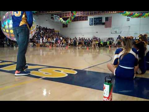 San Pasqual High School: First Pep-Rally (9/23/16) Pt. 1