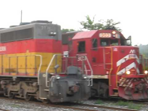 Vermont Railway, NECR Yard, Palmer, MA