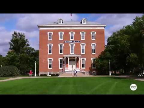 Wartburg College - Fall Scenes