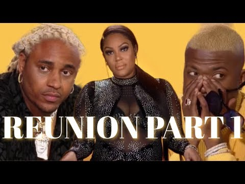 "Recap/Review of Love & Hip Hop Hollywood ""THE REUNION PART 1"" (Season 5, Episode 17)"