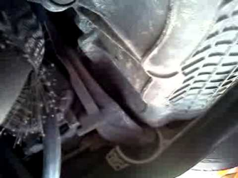 2002 pt cruiser starter replacement part 1 YouTube
