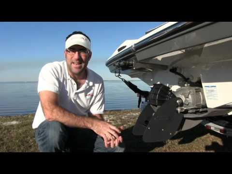 Yamaha FSH Thrust Vector XV from JetBoatPilot