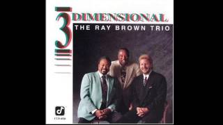 The Ray Brown Trio - My Romance