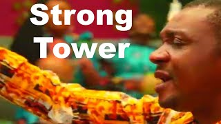 Nathaniel Bassey Strong Toẁer Your Name Is A Strong Tower Jesus #NathanielBassey