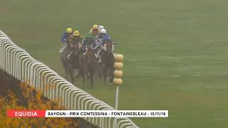 Vidéo de la course PMU PRIX CONTESSINA