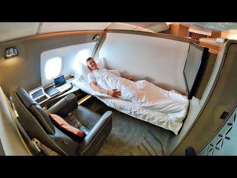 Singapore Airlines A380 NEW First Class Suites - What Did I Think?