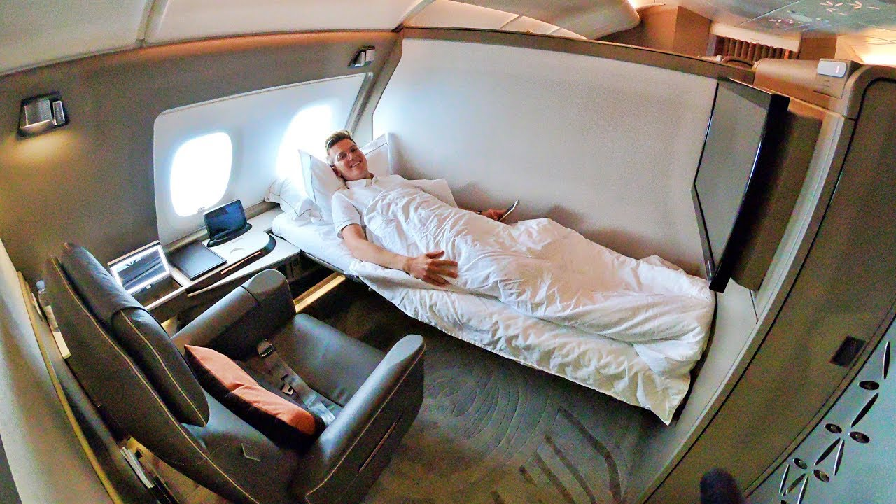 singapore airlines a380 new