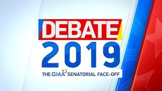 REPLAY: Debate 2019: The GMA Senatorial Face-Off