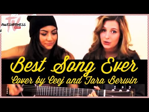 """One Direction """"Best Song Ever"""" (cover) Collab w/ CeejOfficial & TaraBerwin"""