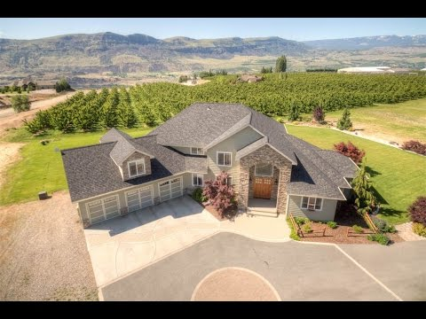 The Sweetheart of the Valley in East Wenatchee, Washington