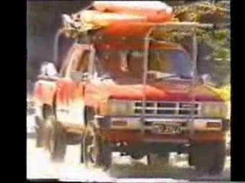 1985 Fresh-Up Alpine Ironman film